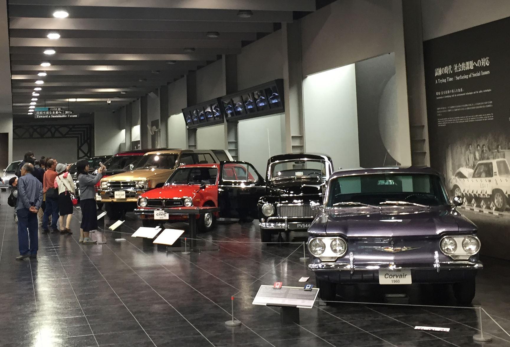 お出かけレポート「トヨタ博物館企画展」